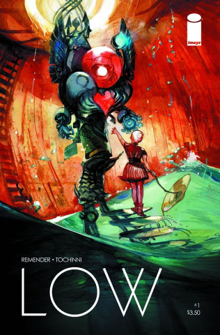 Low #1 (Image Firsts)