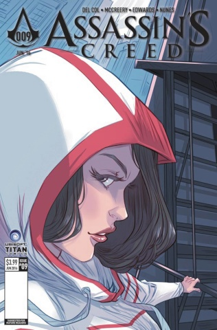 Assassin's Creed #9 (Sauvage Cover)