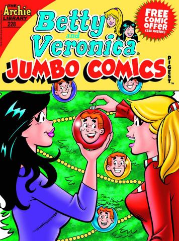 Betty & Veronica Jumbo Comics Digest #228