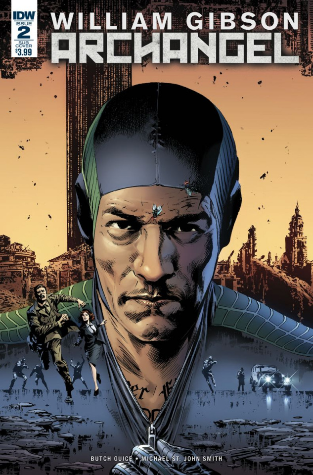Archangel #2 (Subscription Cover)