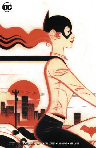 Batgirl #26 (Variant Cover)