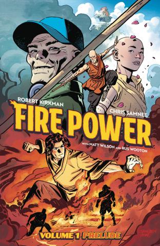 Fire Power Vol. 1: Prelude