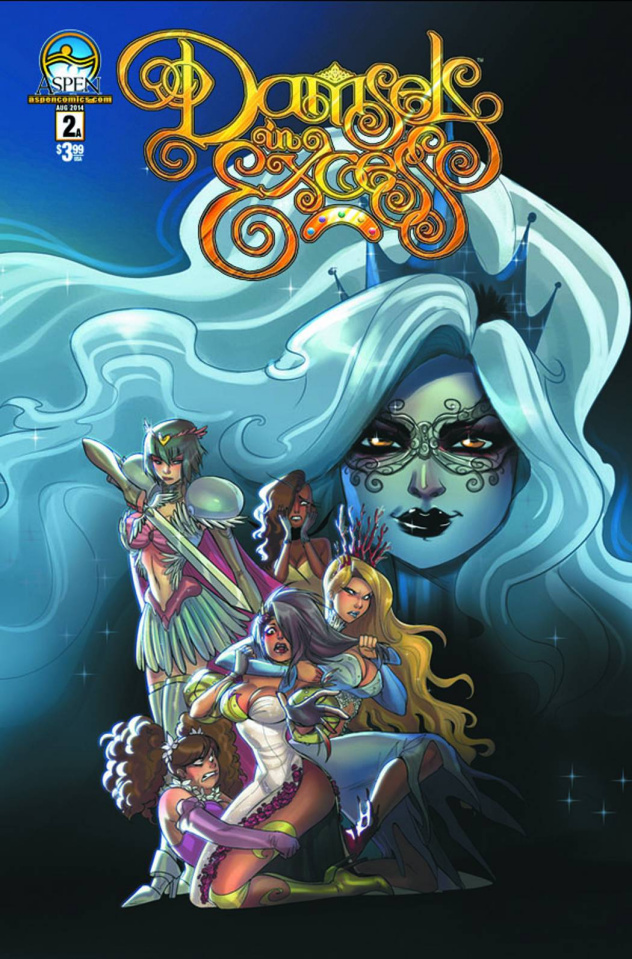 Damsels in Excess #2 (Cover A)