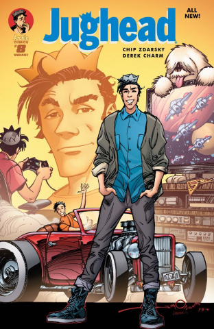 Jughead #8 (Simonson Cover)