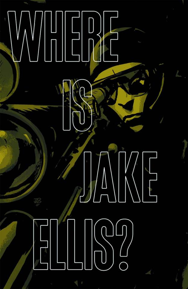 Where Is Jake Ellis? #3