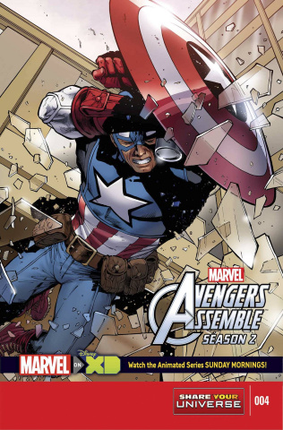 Marvel Universe: Avengers Assemble, Season Two #4