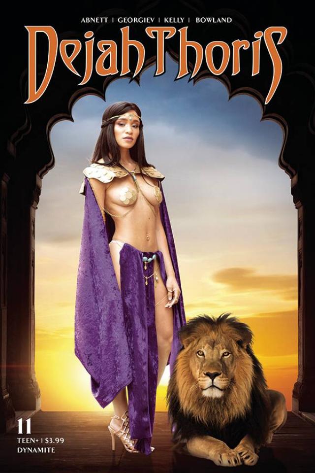 Dejah Thoris #11 (Mai S Cosplay Cover)