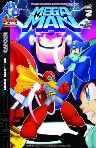 Mega Man #46