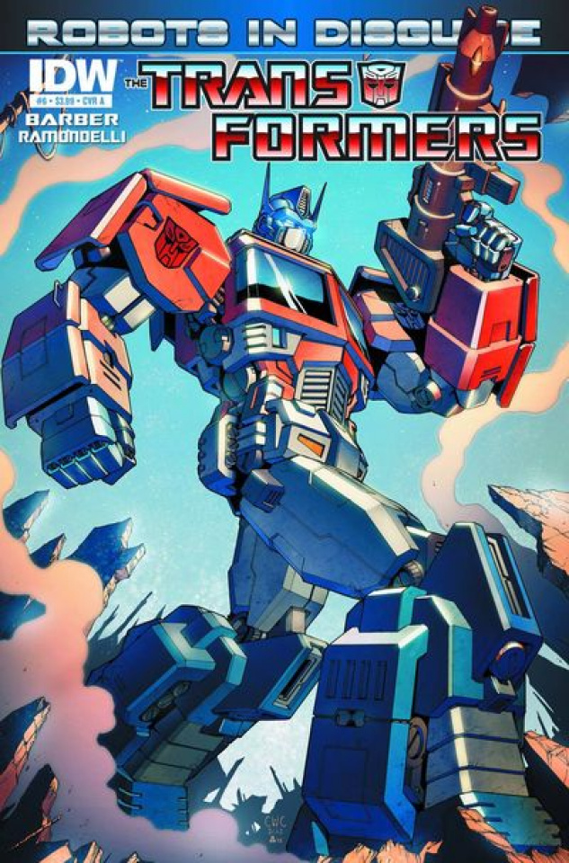 The Transformers: Robots in Disguise #6