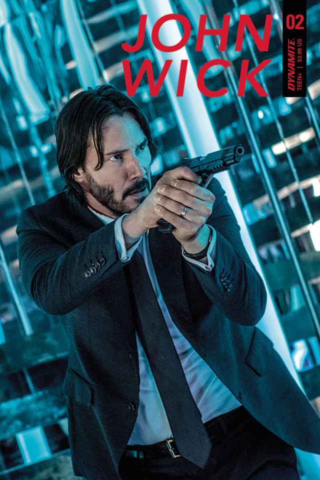 John Wick #2 (Photo Cover)
