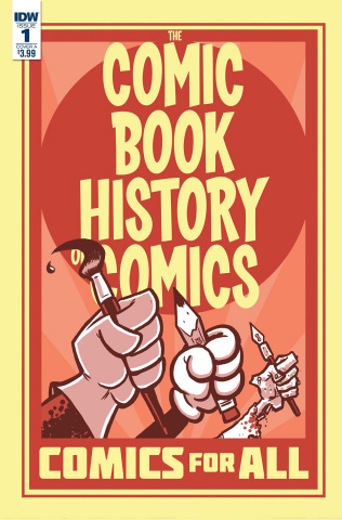 The Comic Book History of Comics: Comics For All #1
