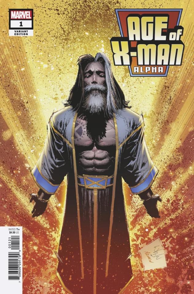 Age of X-Man: Alpha #1 (Portacio Cover)