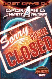 Captain America and the Mighty Avengers #9