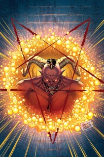 Grimm Fairy Tales: Satan's Hollow #5 (Watson Cover)