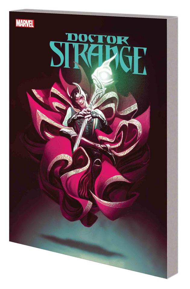 Doctor Strange by Donny Cates: God of Magic