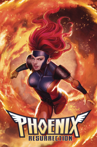 Phoenix Resurrection: The Return of Jean Grey #4 (Lee Cover)