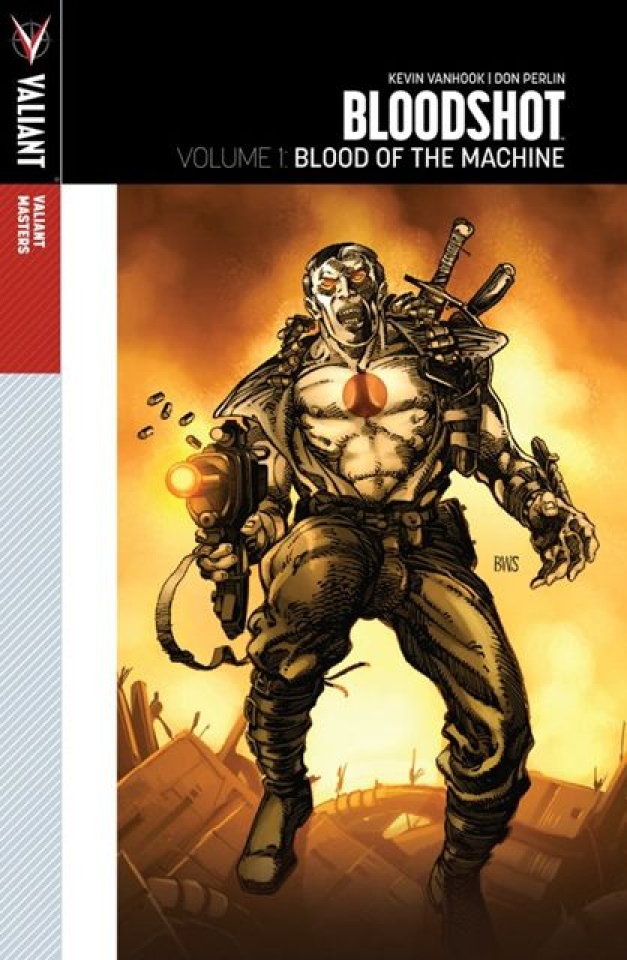 Valiant Masters: Bloodshot Vol. 1