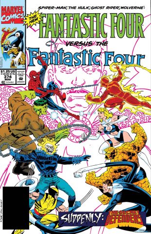 New Fantastic Four #1 (True Believers)