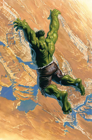 The Immortal Hulk #15 (Alex Ross Marvels 25th Anniversary Cover)
