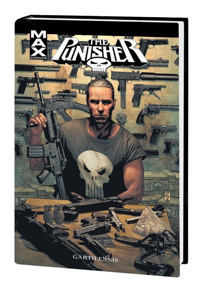 The Punisher MAX by Garth Ennis Vol. 1 (Omnibus)