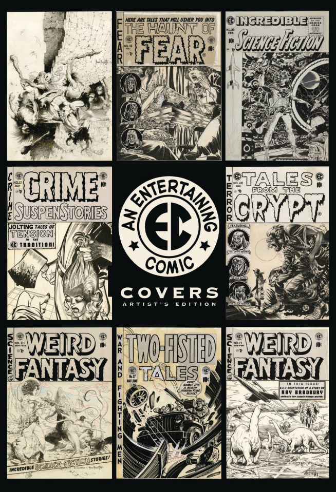 EC Covers Artist's Edition
