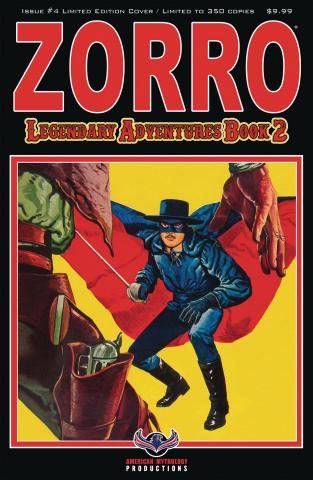 Zorro: Legendary Adventures, Book 2 #4