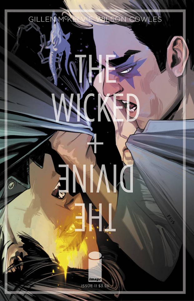 The Wicked + The Divine #11 (Staples Cover)