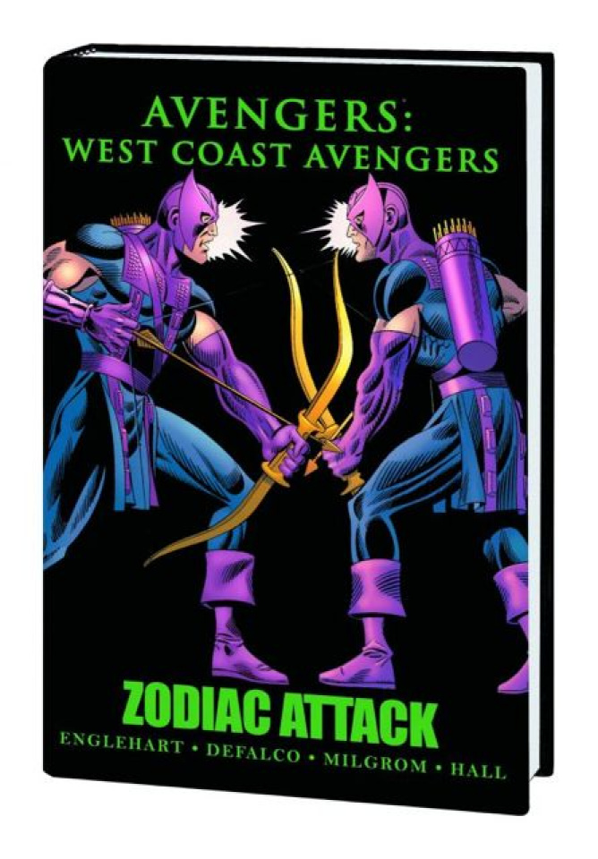 Avengers West Coast: Zodiak Attack