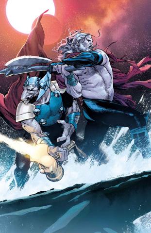 The Unworthy Thor #2