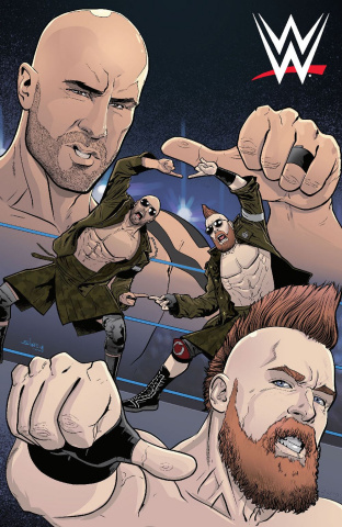 WWE #23 (15 Copy Sliney Cover)