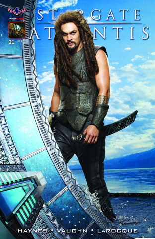 Stargate Atlantis: Gateways #1 (Ronon Photo Cover)