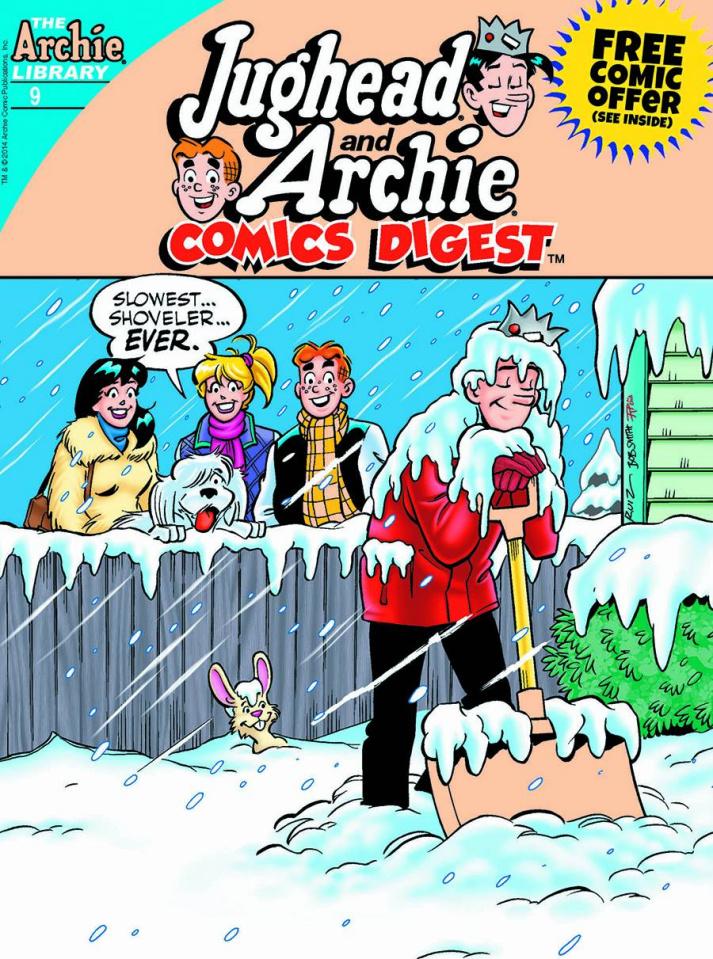 Jughead & Archie Comics Digest #9