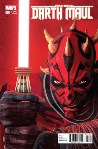 Darth Maul #1 (Animation Cover)