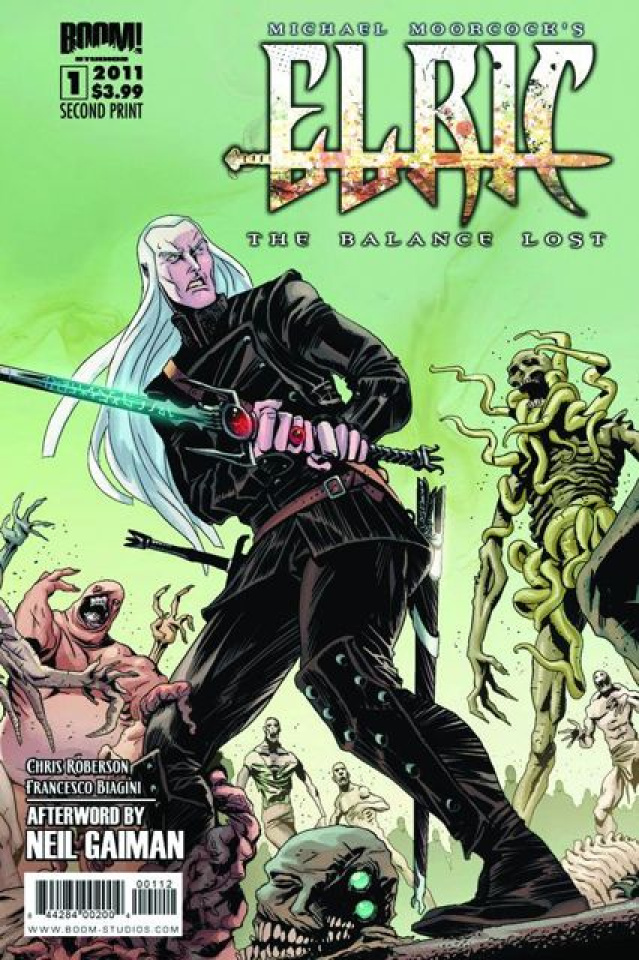 Elric: The Balance Lost #1 (2nd Printing)