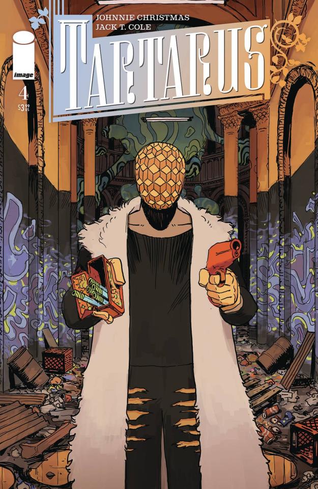 Tartarus #4 (Cole Cover)