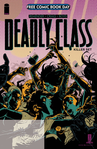 Deadly Class: Killer Set FCBD 2019