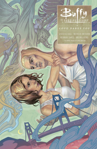 Buffy the Vampire Slayer, Season 10 Vol. 3: Love Dares You