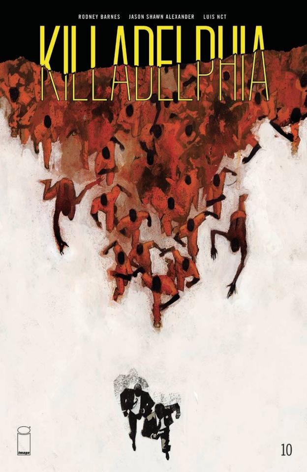 Killadelphia #10 (Alexander Cover)