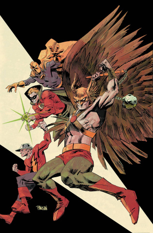Convergence: Infinite Crisis Book 1