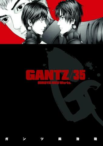 Gantz Vol. 35