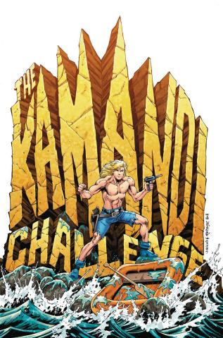 The Kamandi Challenge #10