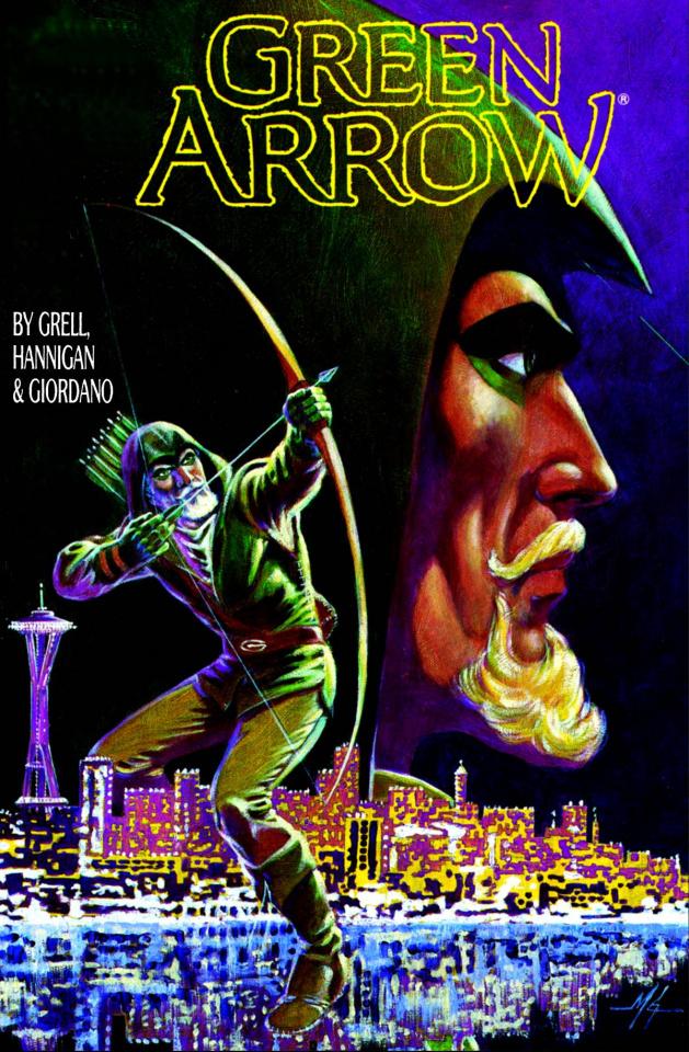 Green Arrow Vol. 1: The Hunters Moon