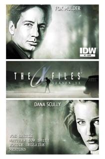 The X-Files, Season 11 #1