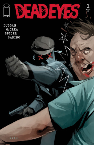 Dead Eyes #1 (10 Copy Noto Cover)