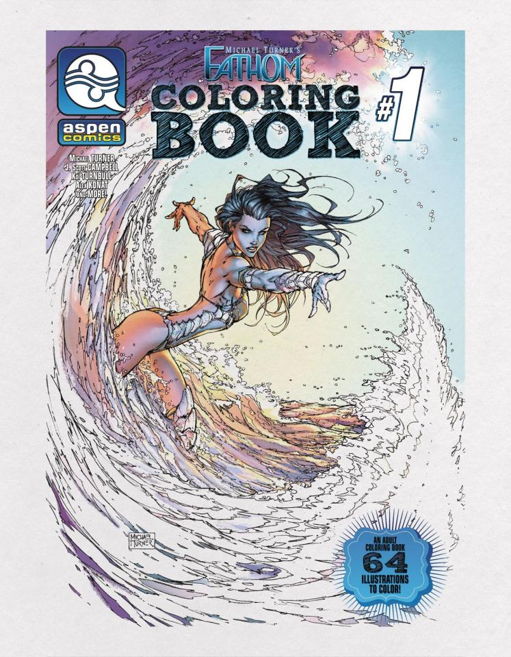Fathom Coloring Book