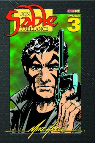 Jon Sable: Freelance Vol. 3 (Omnibus)