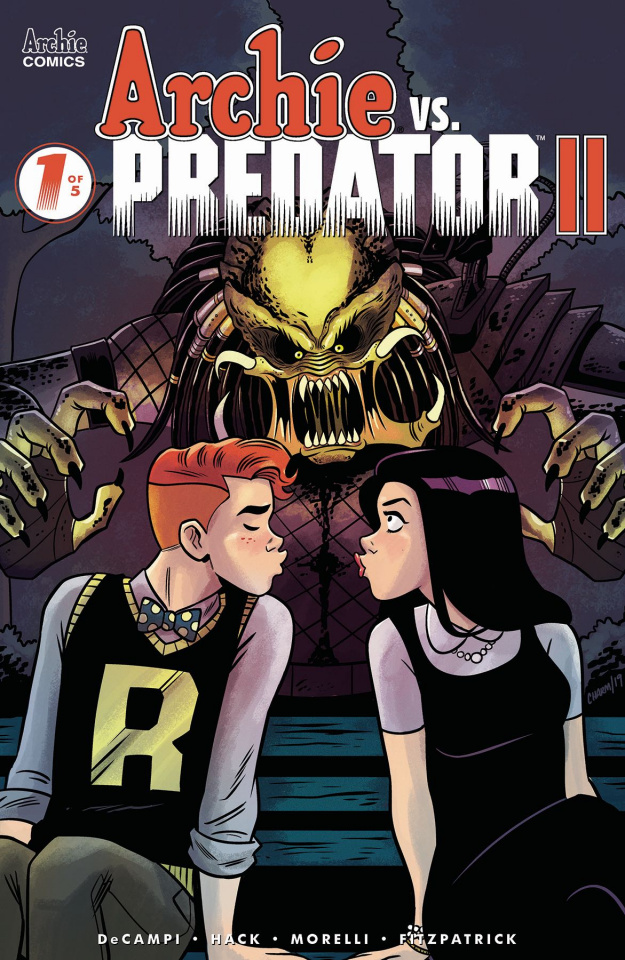 Archie vs. Predator II #1 (Derek Charm Cover)