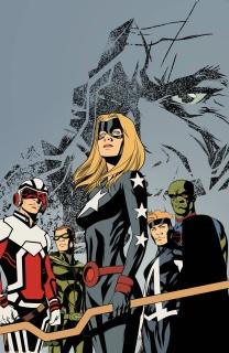Justice League United #1