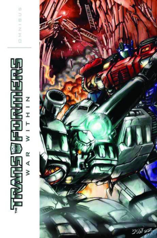 The Transformers: War Within (Omnibus)