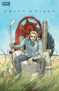 Grass Kings #1 (Staples Cover)